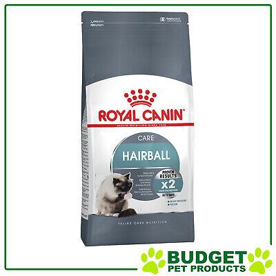 Royal Canin Feline Dry Intense Hairball For Adult Cats 4kg