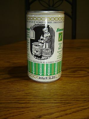 Vintage Hummer Germany B/O Empty Beer Can