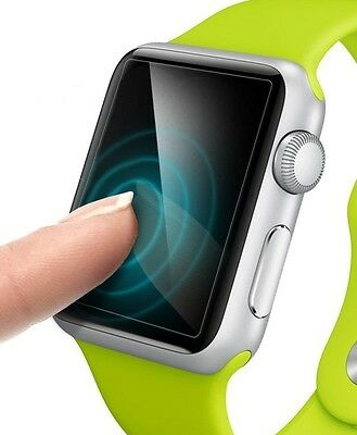 Premium Tempered Glass  Screen Protector For iWatch Apple Watch 42mm