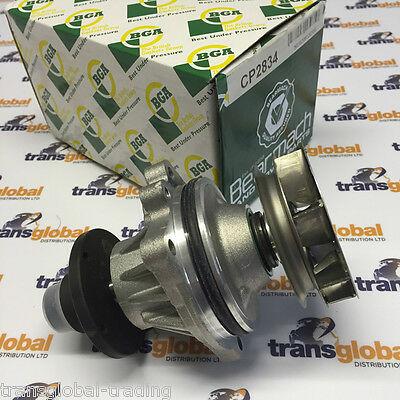 Range Rover P38 94-02 BMW 2.5TD Engine Coolant Water Pump - Bearmach - STC2192R