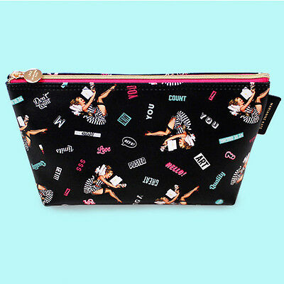 Marianne Kate Lucky Dog Stand Pouch 3 Colors Make up Bag made in Korea