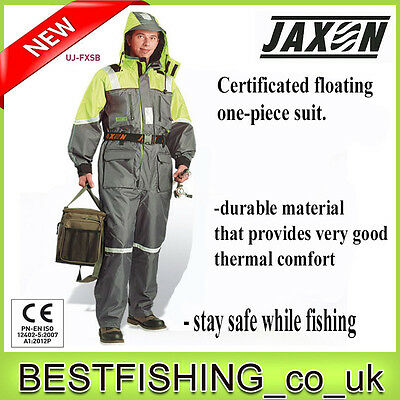 Jaxon floatation suit - floating clothes, durable and certificated, schwimmanzug