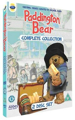 Paddington Bear: The Complete Collection [DVD]