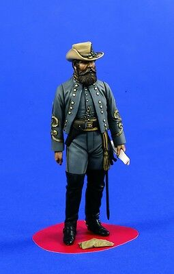 VERLINDEN 1470 - MAJOR GENERAL J.E.B. STUART - 120mm RESIN KIT NUOVO