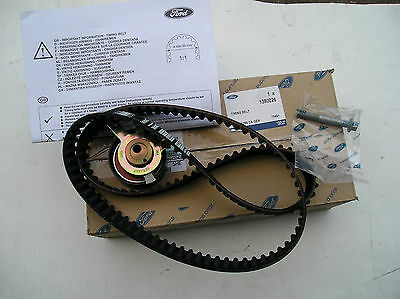 Ford Focus RS Mk1,NEW FORD CAMBELT KIT inc Tensioner ,3 Piece Part No 1380026