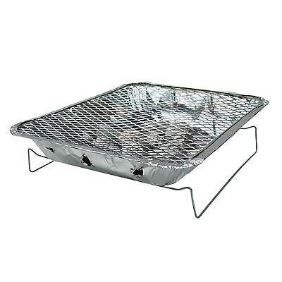Disposable BBQ's Instant Grill Charcoal Throw Away Outdoor Cooking Camping