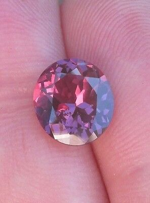 3.14 cts - Pretty Raspberry Spinel With Video!