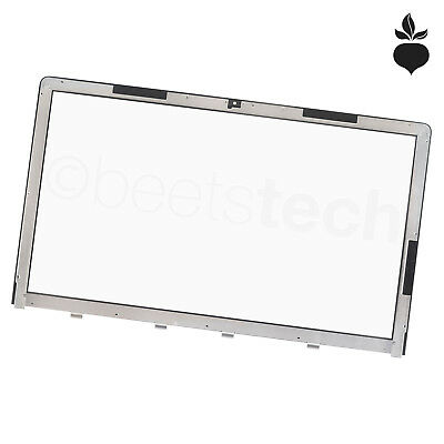 """LCD DISPLAY FRONT GLASS COVER - Apple iMac 27"""" A1312 Late 2009 Mid 2010 Mid 2011"""