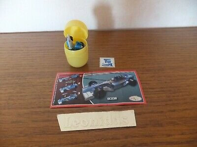 Kinder  surprise  Sprinty  DC238  +  BPZ  bleu