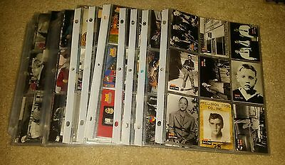 Complete 660 The Elvis Collection Card Set