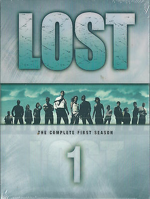 LOST Complete First Season 1,R1 UNRATED Ed Bonus Features  7-DVDs NEW & Sealed