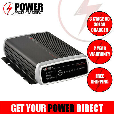 Projecta 25A Idc25 Dcdc Battery Charger - 2 Year Warranty -Mppt Solar Controller