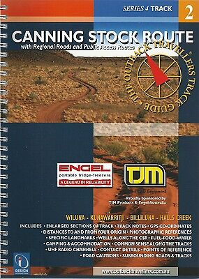 Canning Stock Route Guide *FREE SHIPPING - NEW*