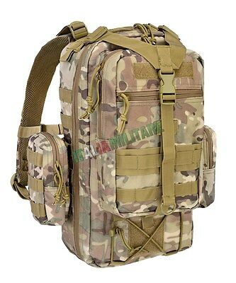 Zaino Militare Tactical One Day Back Pack DEFCON 5 Multicam