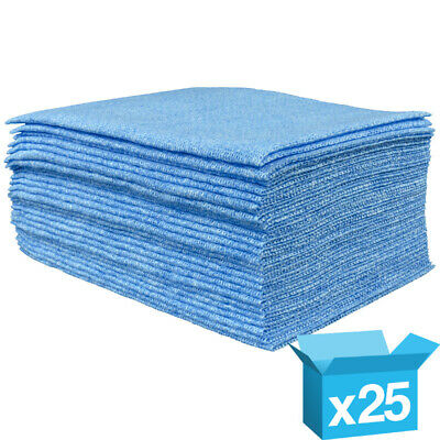 J Cloths Blue Lavette Chicopee Cloths (25) Dish Washing, Blue cloths