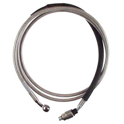 Stainless Braided Hydraulic Clutch Line 2014-2016 Harley-Davidson Touring