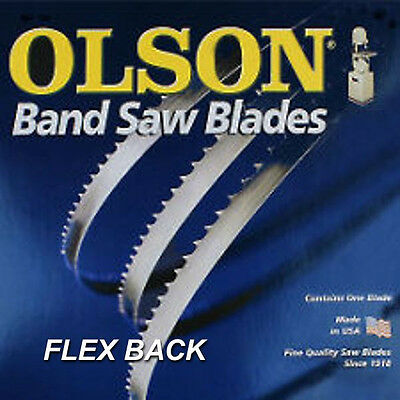 "Flex Back Band Saw Blade 70-1/2"" x 3/16"" x .025"" x 10R"