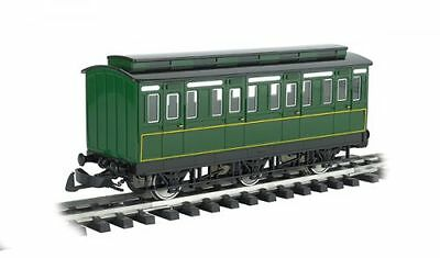 Liliput-Bachmann Persons Compartment Wagon green, G Scale, for LGB Clutch