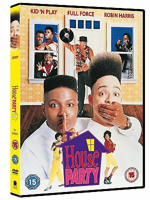 HOUSE PARTY 2005 Christopher Reid, Robin Harris, Martin Lawrence Region 2 UK DVD