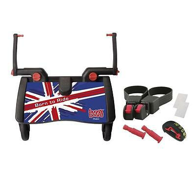 Lascal MAXI BuggyBoard with connectors - Special Edition Olympics Union Jack