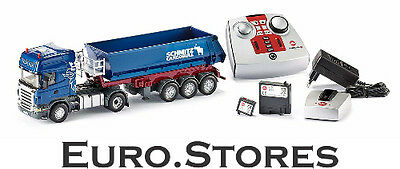 Siku 6725 Scania With Tipping Trailer RC Model Car 1:32 Truck Genuine New