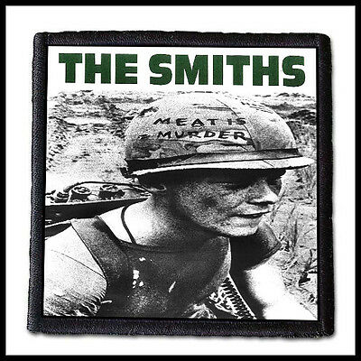 THE SMITHS --- Patch /Morrissey New Order The Stone Roses Oasis Radiohead