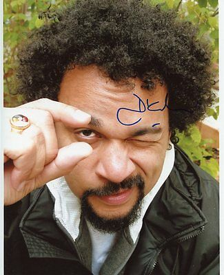 AUTOGRAPHE SUR PHOTO 20 x 25 de DIEUDONNE (signed in person)