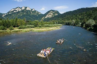 A day tour to Zakopane and Dunajec River rafting