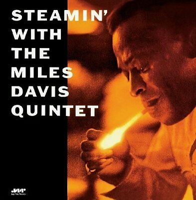 Miles Davis - Steamin' +++200g Vinyl+Analogue Productions APRJ 7200++NEU+++OVP