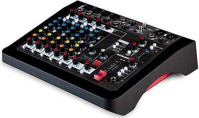 Allen & Heath ZEDi 10 - Mixer 4 In / 4 Out USB