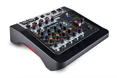 Allen & Heath ZEDi8 - Mixer USB con Interfaccia Audio 2x2