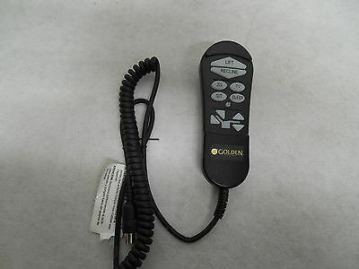 Golden Technologies Lift Chair Auto Drive 3.0 Maxicomfort Hand Control Remote
