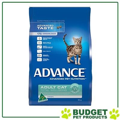 Advance Feline Dry Chicken For Adult Cats 8kg