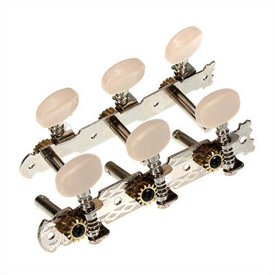 2pcs Acoustic Classic Guitar Set Tuning Pegs Keys Machine Heads Tuners UK New
