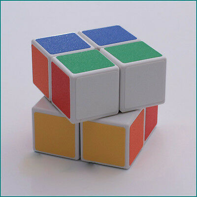 2X2X2 Ultra-smooth Professional Magic Speed Cube Fast Puzzle Twist Brain Teasers