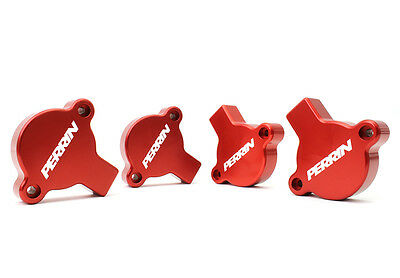 *Perrin Performance Red Cam Solonoid Guards - fits Subaru BRZ/ Toyota GT86