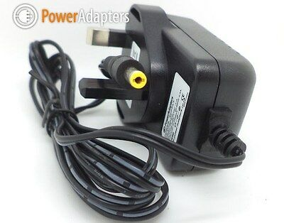 Omron M10-IT (HEM-7080IT-E) blood Pressure 6v power supply plug cable lead
