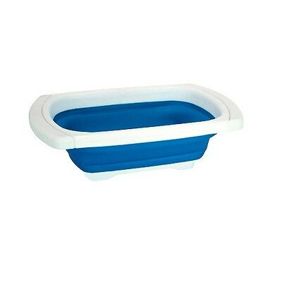 Foldaway Wash Basin or Bowl for Dishes or Personal Hygiene, Camping, Festival.