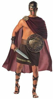 Halloween ROMAN SPARTAN WARRIOR Adult Men Large Costume Haunted House