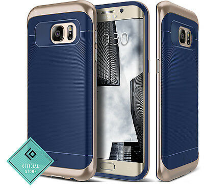 For Galaxy S7 Edge Caseology® [WAVELENGTH] Shockproof Protective TPU Case Cover