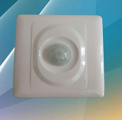110V-220V Automatic Infrared PIR Motion Sensor Switch for Home Office LED Light