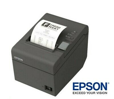 EPSON TM-T20 USB POS THERMAL RECEIPT PRINTER w/ Auto Cutter C31CB10041