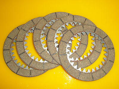 Mz Ts 250-Mz Etz 250-251 Friction Clutch Plates