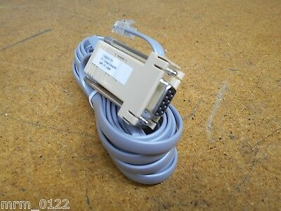 1000001701 PC Serial Adapter With 10' Cable New