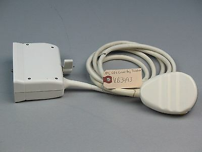 Philips ATL C5-2 40R Broadband Curved Array Ultrasound Transducer Probe HDI