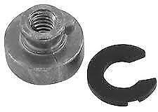 Bikers Choice Fender Nut Kit 1/4-20 Thread 97-Up Models Fit Harley Or Custom Use