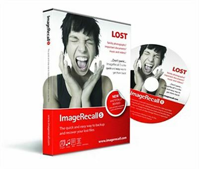Image Recall 5 Software For Windows Recover Deleted Pictures