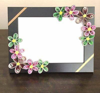 Paper Quilling - Photo Frame