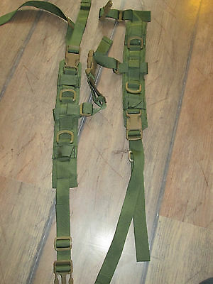 US Army Seal Sling Suspender ILBE FILBE green ANSEHEN Special Forces USAF