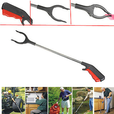 Handy Pick Up Reach Tool Litter Picker Grabber Gripper Mobility Assistance